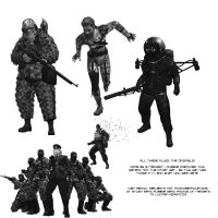 MGS Brushes by IvanRaikov