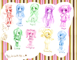 :RQ: .: Chibi Attack! :. by KiGaMin