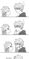 Jelsa - Frozen Tears by SeidooReiki