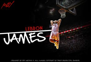 Lebron James 2 by Roy03x