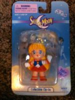 Sailor Venus Figure Keychain by mysticakez
