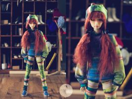 5th Atelier: Seagreen Tracksuit by Ylden
