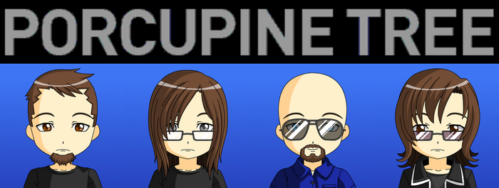 Porcupine Tree by hitop211