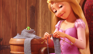Knitting for a BABY? by FlowerOfTheCourt