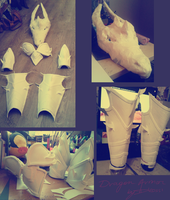 Cosplay Wip Sindragosa by DrossLoveYaoi
