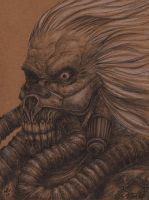Immortan Joe by Morbidmic