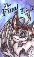 Badge - The Final Flight by foxyfennec