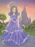 Cinderella Mother's Day Gift by Debra-Marie