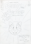 Benny the Beaver comic prelim by tymime