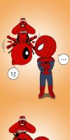 Spideypool by PDJ004