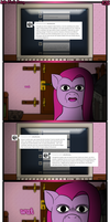 Ask Pink Pony #26 by Dirgenesis