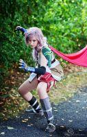 Lightning - Fight without weapons by Shizuku-Seijaku