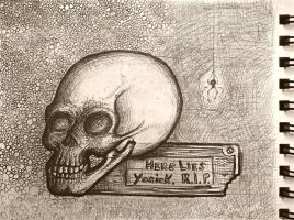 ..PooR.. .YoRicK.. . by Anotheroutsider
