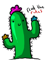 Kevin the Cactus by Perocore