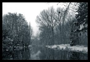 Cold winter by Dee-ehn