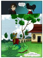 xiaolin crystal ch1/p21 by Blookarot