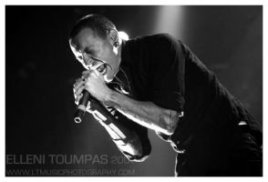 Linkin Park at BEC 01 by ellenitoumpas