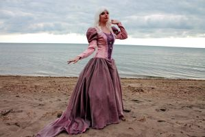 The Lady Amalthea by EvieE-Cosplay