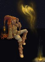 Fire Magus -unfinished- by malta