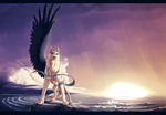 Contest Price - R e n e c t o n by Grypwolf