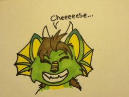 Cheese! by Pure-Escapism