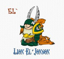 el____chibi_lion_el_johnson_by_warwolf19
