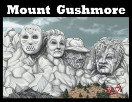 Mount Gushmore by DickStarr