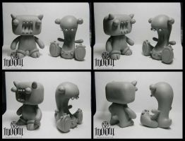 Crazy Critters Series 1 by montoy