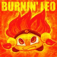 Burnin' Leo by aru0