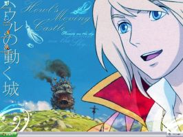 HMC: Howls Moving Castle by Before-I-Sleep