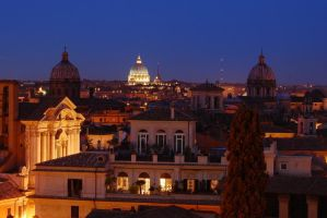 Rome Dome by LordXar