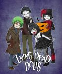 Living Dead Dolls by rotten-orange