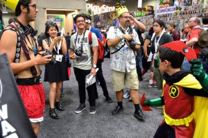 SDCC Fun by FloresFabrications