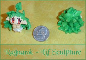 Ragnarok Online Lif Sculpture by YellerCrakka