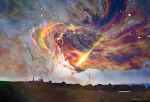 Birth Of A Black Hole by LaurensSpruit