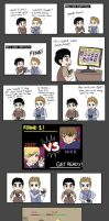Klaine - Video Games by Geminico