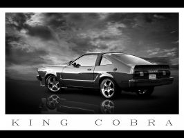 1978 Mustang King Cobra by aChiLdFoRsAkeN