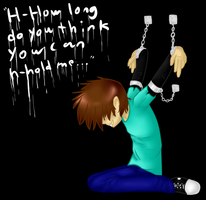 Herobrine's Insanity drawing by 11IceDragon11