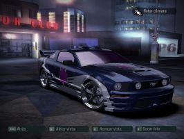 NFS Carbon - Ford Mustang GT by DiRT2015