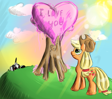 Hearts And Hooves Day by malamol