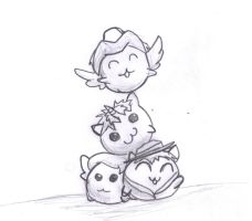 Brony show blobs by ShortCircuitCA