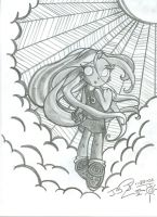 SCHOOL GIRL STORM by Coolact14
