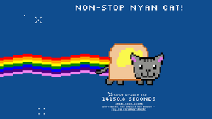 NYAN CAT FTW by TheUneatenCookie