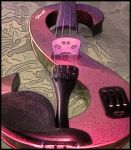 My Violin by TraceyValentine