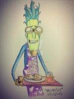Chef Frogg by Doks-Assistant