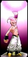 +kidbuu+ by Dokuro