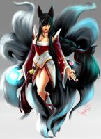 Ahri5 by Archiri