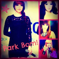 Park Bom Collage! by multiOtaku-FanAT1