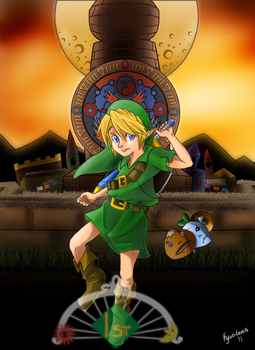 Majora's Mask: A Hero's Encore by Kanokawa