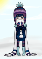 Advent Calendar Day 5 - Hat/Scarf/Mittens {CLOSED} by alphakiwi